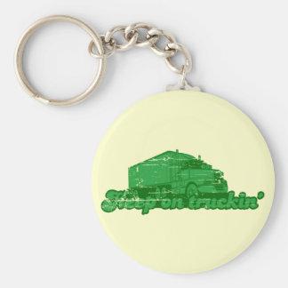 Keep on truckin' Key Chain