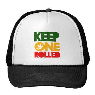 Keep one rolled - harshly Rasta Reggae - Trucker Cap