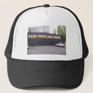 Keep Portland Weird Trucker Hat
