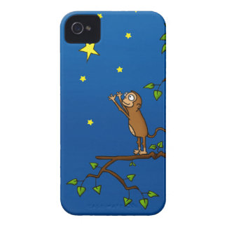 Keep Reaching Monkey Case-Mate iPhone 4 Cases