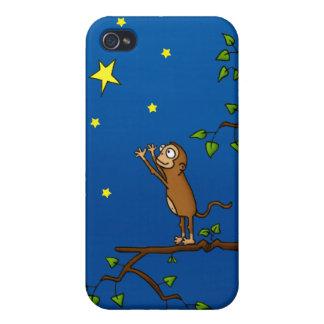 Keep Reaching Monkey iPhone 4 Covers