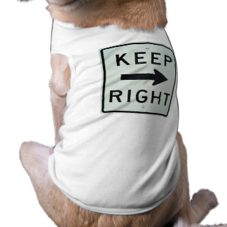 KEEP RIGHT DOG CLOTHES
