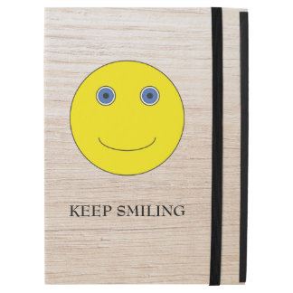 "Keep Smiling iPad Pro 12.9"" Case"