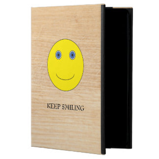 Keep Smiling Powis iPad Air 2 Case