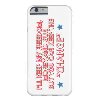 Keep the Change Barely There iPhone 6 Case