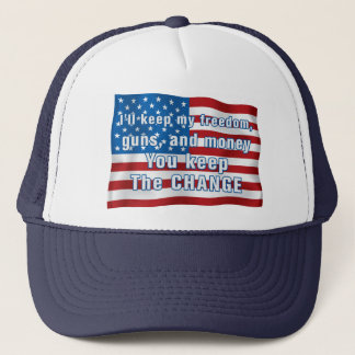 Keep The Change Hat
