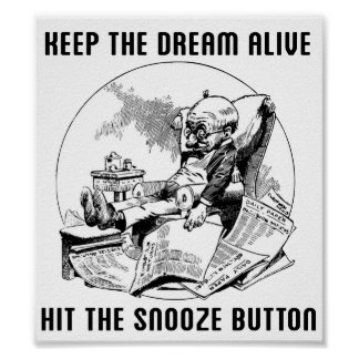 Keep The Dream Alive - Poster