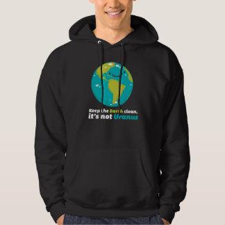 Keep The Earth Clean Hoodie
