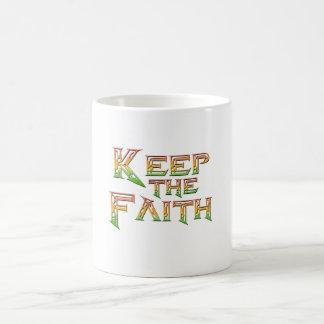 Keep the Faith 2 Coffee Mug