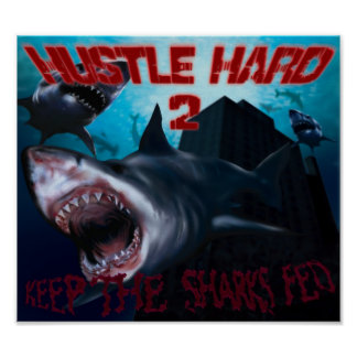 keep the sharks fed3 poster