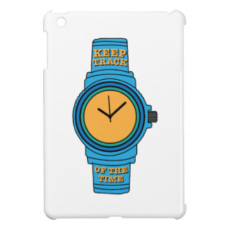 Keep Track of Time Case For The iPad Mini