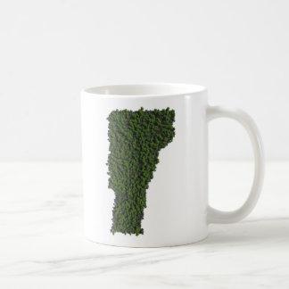 Keep Vermont Green Coffee Mug