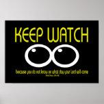 KEEP WATCH - Matthew 24:42