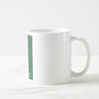 Keep Well Be the Chalice Basic White Mug