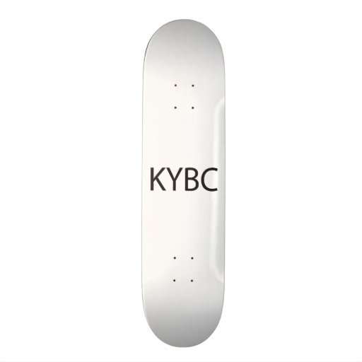 Keep Your Bum Clean.ai Skateboards