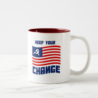Keep your Change Coffee Mug