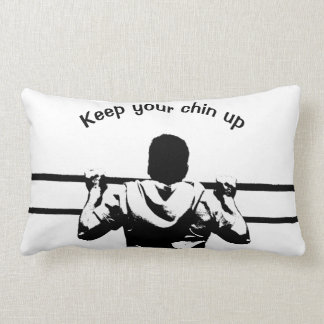Keep Your Chin Up Pillow