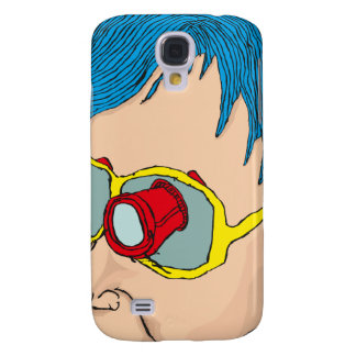 Keep Your Clear Vision Galaxy S4 Cover