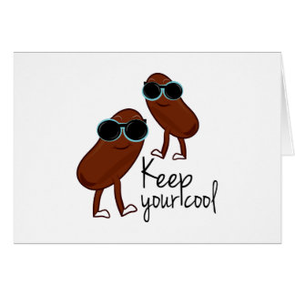 Keep Your Cool Greeting Card