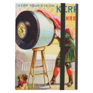 Keep Your Eye On Kerr s Thread iPad Cover