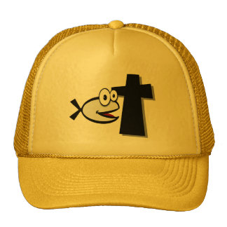 Keep Your Eyes on the Cross Cap