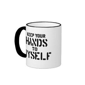 Keep Your Hands Mug