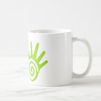 keep your hands off basic white mug