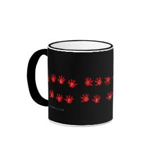Keep your hands off of my jink ringer mug