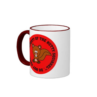 Keep Your Hands Off of My Property Mug