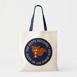 Keep your hands off other people's stuff2 budget tote bag