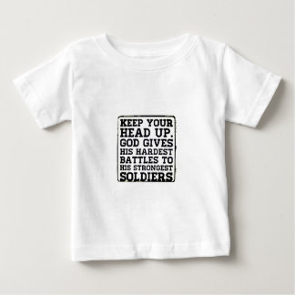 Keep your Head up Baby T-Shirt