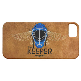 Keeper Hockey Goalie Mask iPhone 5 Case