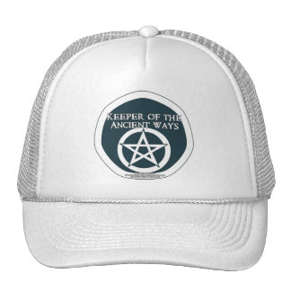 Keeper of the ancient ways cap