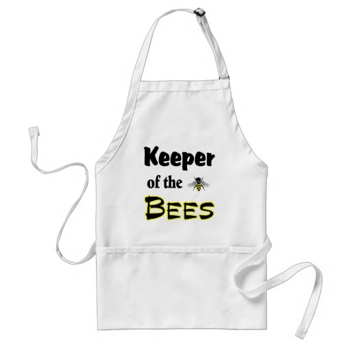 keeper of the bees apron