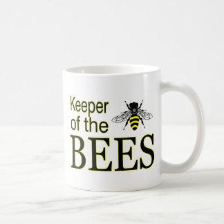 KEEPER OF THE BEES BASIC WHITE MUG