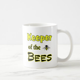 keeper of the bees dark coffee mug