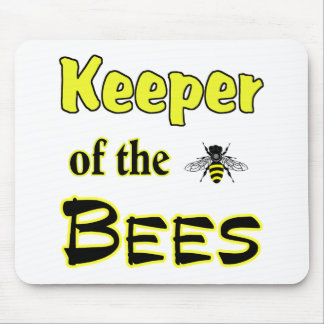 keeper of the bees dark mouse pad