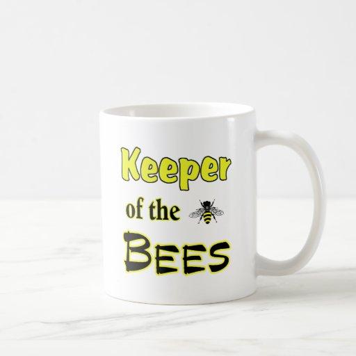keeper of the bees dark coffee mug