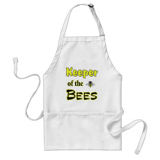 keeper of the bees dark standard apron