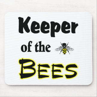 keeper of the bees mouse mat
