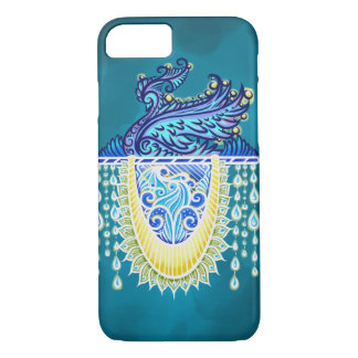 Keeper of the light, positivevibes, healing iPhone 8/7 case