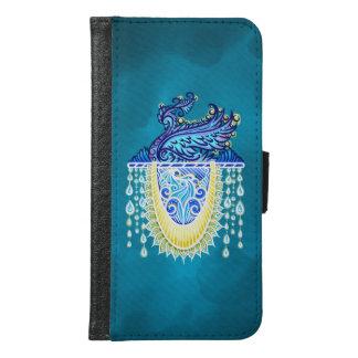 Keeper of the light, positivevibes, healing samsung galaxy s6 wallet case