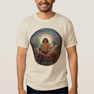 Keeper of the Threshold by Elihu Vedder T Shirt
