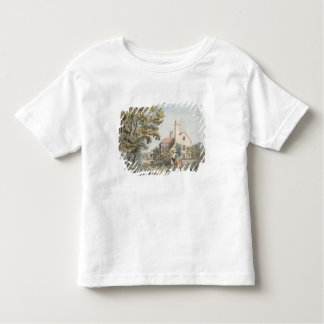 Keepers House in Richmond Park, 1757 (pen, ink & w Toddler T-Shirt