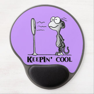 Keepin' Cool Monkey Gel Mouse Pad