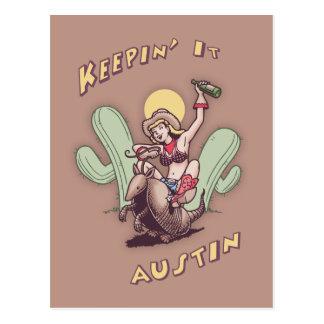 Keepin It Austin Postcards