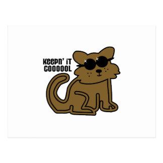 Keepin' It Cooool Postcards
