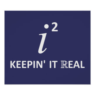 Keepin' It Real Poster