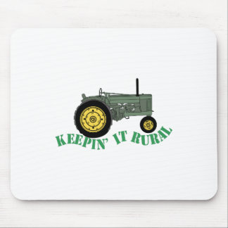 Keepin it Rural Mouse Pad