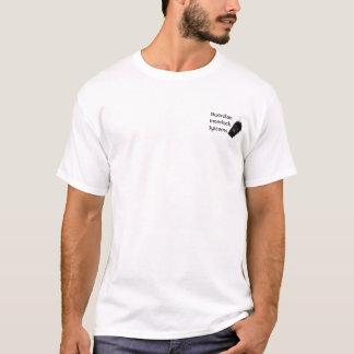 Keeping America's roads safe T-shirt